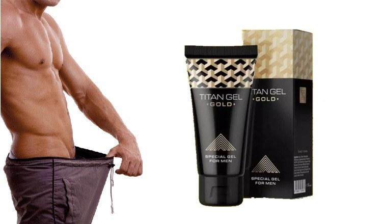 Titan gel gold – Premium – efeitossecundários – fraude – resultados