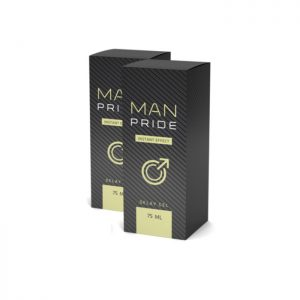 Man Pride - capsule - Amazon - pomada