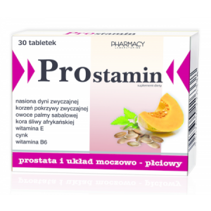 Prostamin - capsule - creme - comentarios