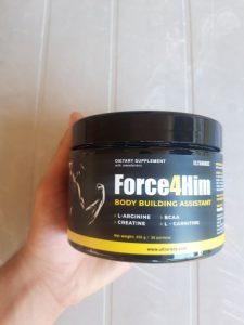 Ultrarade Force4Him - comentarios - Amazon - pomada