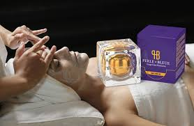 PERLE BLEUE Visage Care Moisturise - onde comprar - como aplicar - creme