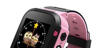 Kids SmartWatch GPS - opiniões - criticas - Amazon