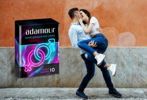 Adamour - para potência - efeitos secundarios - capsule - como usar