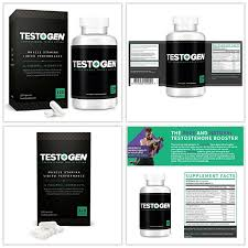 Testogen - para massa muscular - Portugal - funciona - Amazon