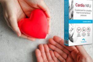 Cardio NRJ - para hipertensão - como aplicar - Amazon - Portugal