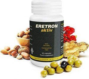 Eretron Activ - efeitos secundarios - capsule - preço
