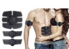 Ems Six Pack - estimulador muscular - como aplicar - preço - capsule