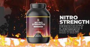Nitro Strength - muscle supplement - como usar - Encomendar - como aplicar