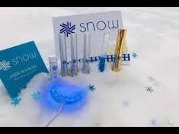 Snowhite Teeth Whitening- criticas - opiniões - funciona