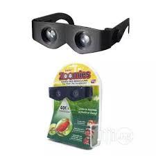 Glasses binoculars ZOOMIES - capsule - Amazon - forum