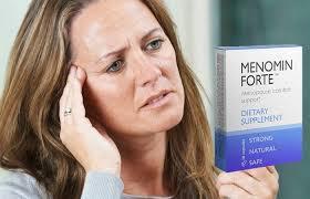 Menomin Forte - menopausa problemas - preço - como usar - efeitos secundarios