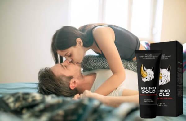 Rhino Gold Gel - achat - pas cher - mode d'emploi - comment utiliser?